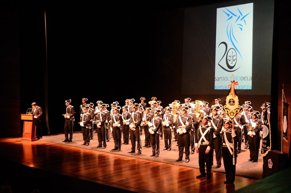 Presentación Agrupación Musical. Auditorio
